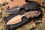 Hardcore Hardware Australia LFK-05 DGC Fixed Blade Tactical Knife