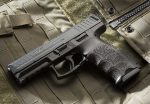 HECKLER & KOCH – HK VP9 4.1 IN 9MM BLACK POLYMER 3 DOT NIGHT SIGHT 15+1-ROUND PISTOL HANDGUN