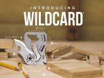 Zootility Tools WildCard Folding EDC Credit Card Knife